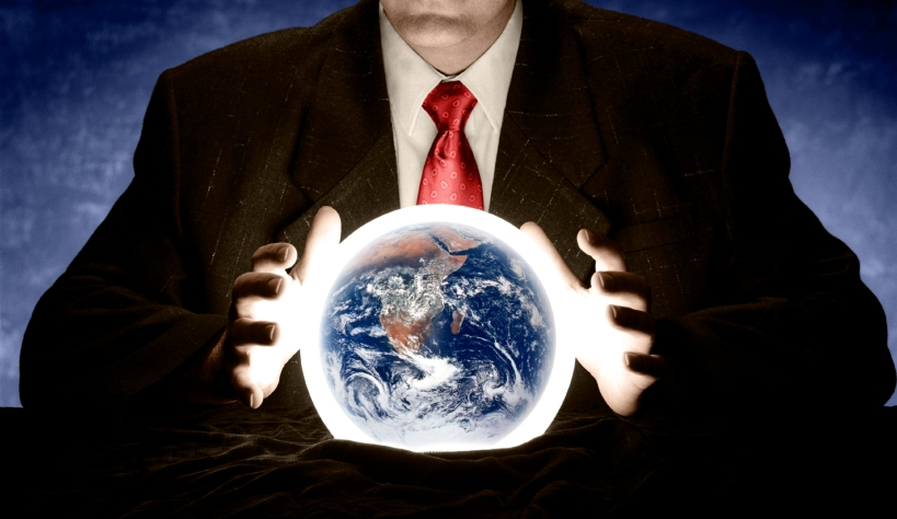 Consulting Crystal Ball for Future
