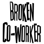 Broken Co-worker website