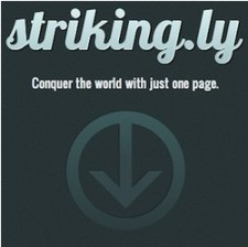 Logo from Strikingly